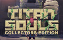 Titan Souls Collectors Edition Badge