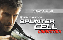 Tom Clancy's Splinter Cell Conviction Deluxe Edition Badge