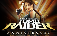 Tomb Raider: Anniversary Badge