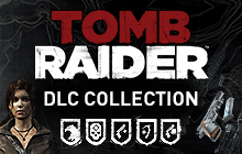 Tomb Raider DLC Collection Badge