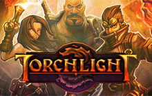 Torchlight Badge