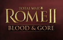 Total War™: ROME II - Blood & Gore Badge
