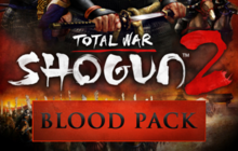Total War™: SHOGUN 2 - Blood Pack Badge