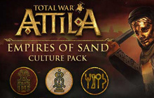 Total War™: ATTILA – Empires of Sand Culture Pack Badge