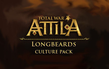 Total War™: ATTILA - Longbeards Culture Pack Badge