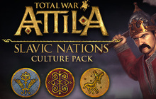 Total War™: ATTILA - Slavic Nations Culture Pack Badge