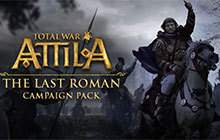 Total War™: ATTILA - The Last Roman Campaign Pack Badge