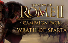 Total War™: ROME II - Wrath of Sparta Badge