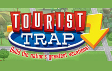 Tourist Trap - Build the Nation's Greatest Vacations Badge