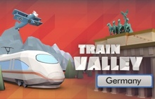 Train Valley - Germany Badge