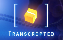 Transcripted Badge