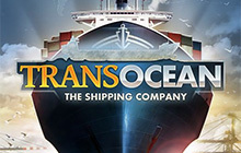 TransOcean - The Shipping Company Badge