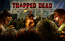 Trapped Dead: Lockdown Badge