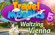 Travel Mosaics 5: Waltzing Vienna Badge
