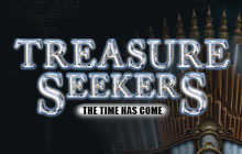 Treasure Seekers: The Time Has Come Collector's Edition Badge