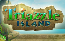 Triazzle Island Badge