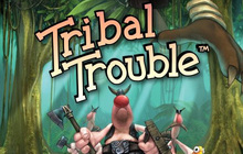 Tribal Trouble Badge