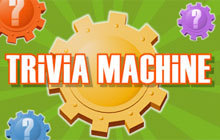 Trivia Machine Badge