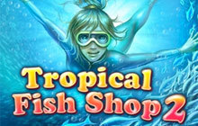 Tropical Fish Shop 2 Badge