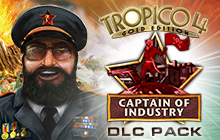 Tropico 4: Captain of Industry DLC Badge