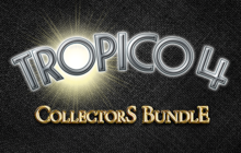 Tropico 4: Collector's Bundle Badge