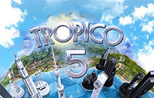 Tropico 5 Badge