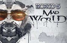Tropico 5: Mad World DLC Badge
