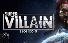 Tropico 5: Supervillian DLC Badge