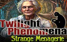 Twilight Phenomena: Strange Menagerie Badge