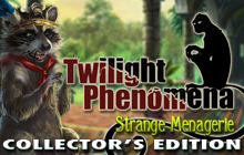 Twilight Phenomena: Strange Menagerie Collector's Edition Badge