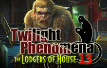 Twilight Phenomena: The Lodgers of House 13 Badge