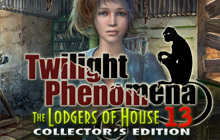 Twilight Phenomena: The Lodgers of House 13 Collector's Edition Badge