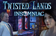 Twisted Lands: Insomniac Collector's Edition Badge