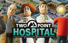Two Point Hospital Badge