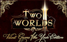 Two Worlds II Game of the Year Edition Badge