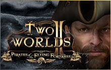 Two Worlds II Pirates of the Flying Fortress Badge
