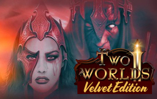Two Worlds II: Velvet Edition Badge
