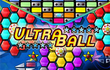 UltraBall Badge