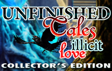 Unfinished Tales: Illicit Love Collector's Edition Badge