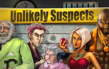 Unlikely Suspects Badge