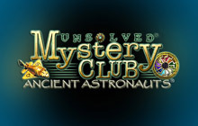 Unsolved Mystery Club: Ancient Astronauts Collector's Edition Badge