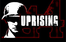 Uprising44: The Silent Shadows Badge