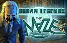 Urban Legends: The Maze Badge