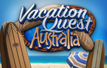 Vacation Quest - Australia Badge