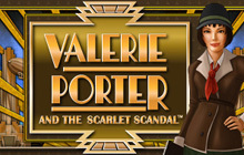 Valerie Porter and the Scarlet Scandal Badge