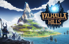 Valhalla Hills Badge