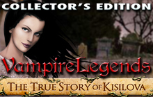 Vampire Legends: The True Story of Kisilova Collector's Edition Badge