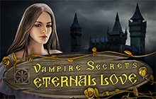 Vampire Secrets - Eternal Love Badge