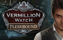 Vermillion Watch: Fleshbound Badge