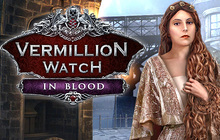 Vermillion Watch: In Blood Badge